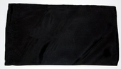 Black Silk Eye Pillow Case