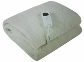 Massage Table Fleece Pad with Warmer
