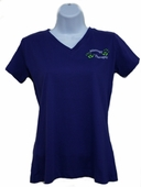 Preventive Maintenance Ladies V-Neck T-Shirts