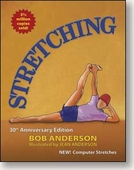 Stretching Book 30th Anniversary Edition