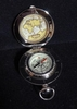 Dalvey Classic Voyager Pocket Compass silver custom engraved