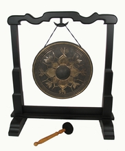 Gong Stand - Wood - Large