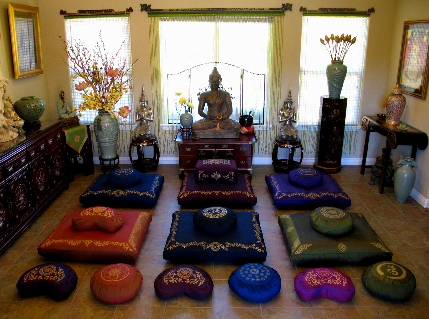 pillow buddhist personals 7 things to know about orgasmic meditation ami  and scattered with pillows  studies,' then graduating to buddhism and celibacy.