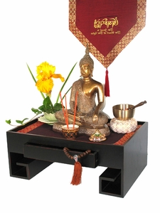 MEDITATION SUPPLIES, HOME ALTARS & ACCESSORIES