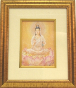 Quan Yin - Frame Picture - Limited Edition