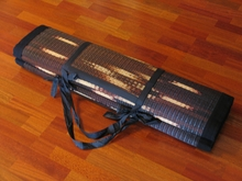 Tatami Mat w/Matching Cary Case - Padded Tie-Dyed