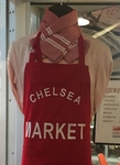 Bib Apron Embroidered