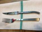 Bistro Fork & Knife Set