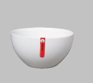 "BOWL 6X3"" DEEP WHITE MIN 3 PCS TO SHIP"