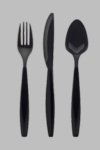 Ceramic Flatware Set 3pc