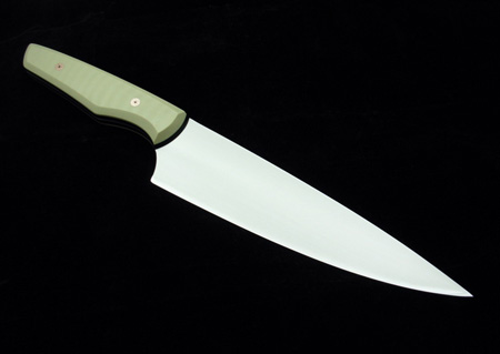 "Chef / Cook's Knife 8"" Blade"