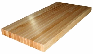 Commercial Maple Butcher Block Tops