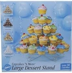 CUPCAKES N MORE DISPLAY 38CT