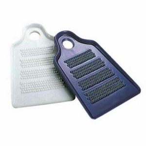 GRATER GINGER PORCELIN