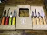 La Fourmi Paring/ Peeling Set of Four Knives