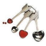MEASURING SPOON HEART