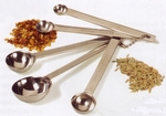 Measuring Spoon Set of 5pc