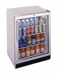 Outdoor Refrigerator Glass Door