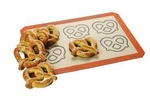 "Silpat Perfect Pretzel  11 5/8""x 16 ½"""