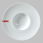 "SOUP PLATE 11.5"" WHITE  / MIN 3 PCS TO SHIP"