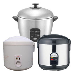 10 Cups Rice Cookers