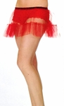 "15"" Sexy Red Petticoat"