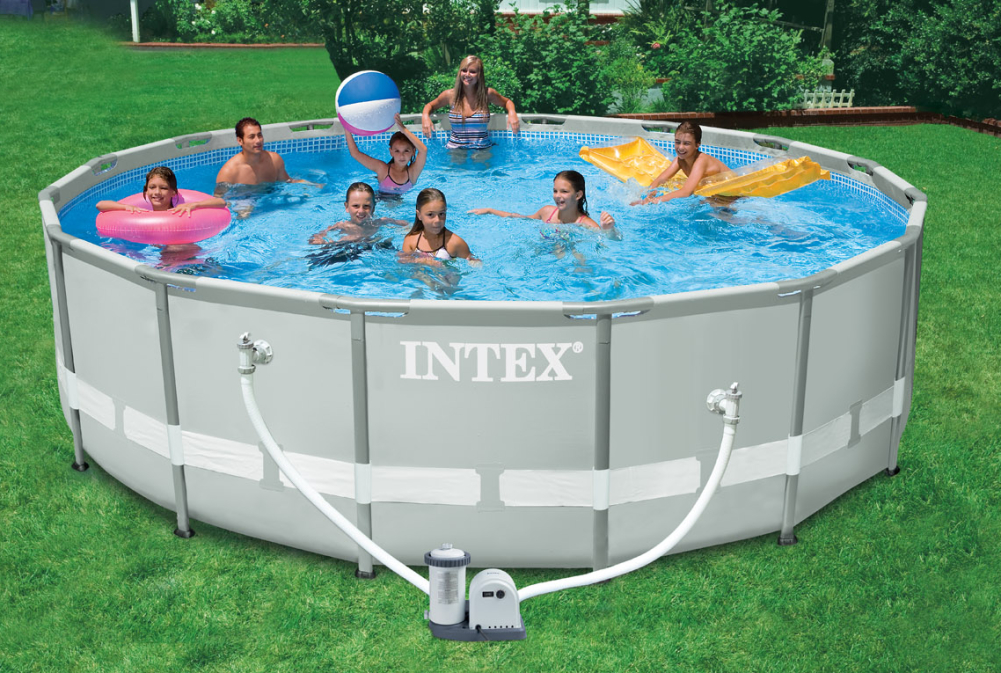 "18' x 48"" Round Ultra Frame Pool Liner"