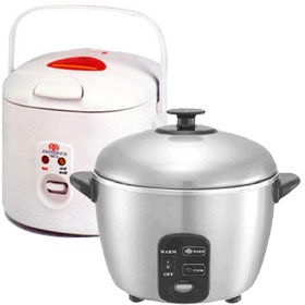3 Cups Rice Cookers