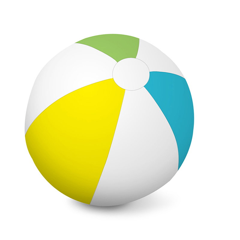 "46"" Inflatable Beach Ball"