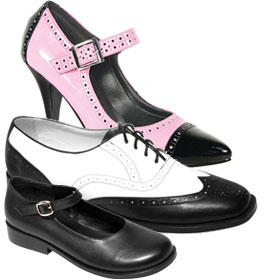50s Costume Shoes