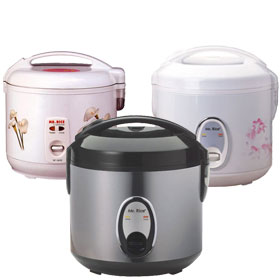 6 Cups Rice Cookers