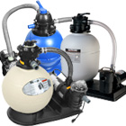 Above Ground Pool Sand Filter Pump Systems