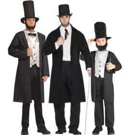 Abraham Lincoln Costumes