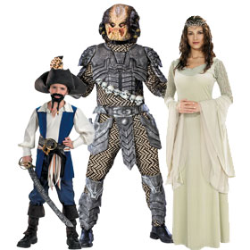 Action Movie Costumes