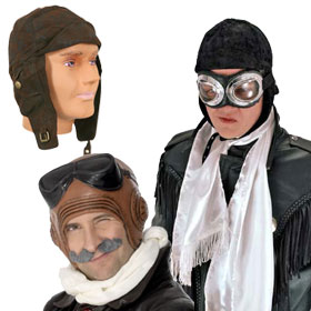 Adult Aviator Hats