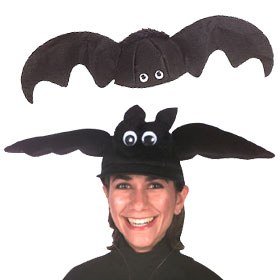 Adult Bat Hats