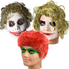 Adult Batman Wigs