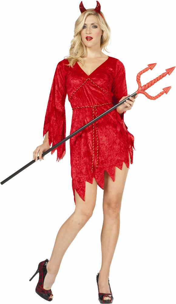Adult Devilish Devil Costume