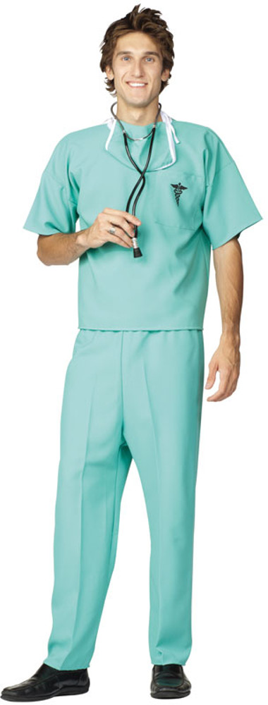 Adult E.R. Doctor Costume