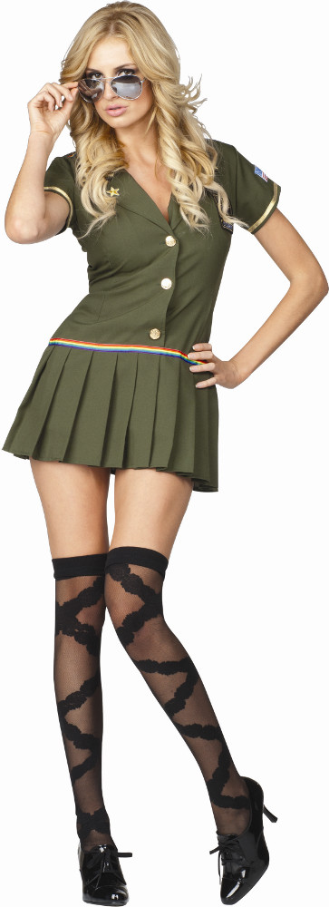 Adult First Line Cutie Costume