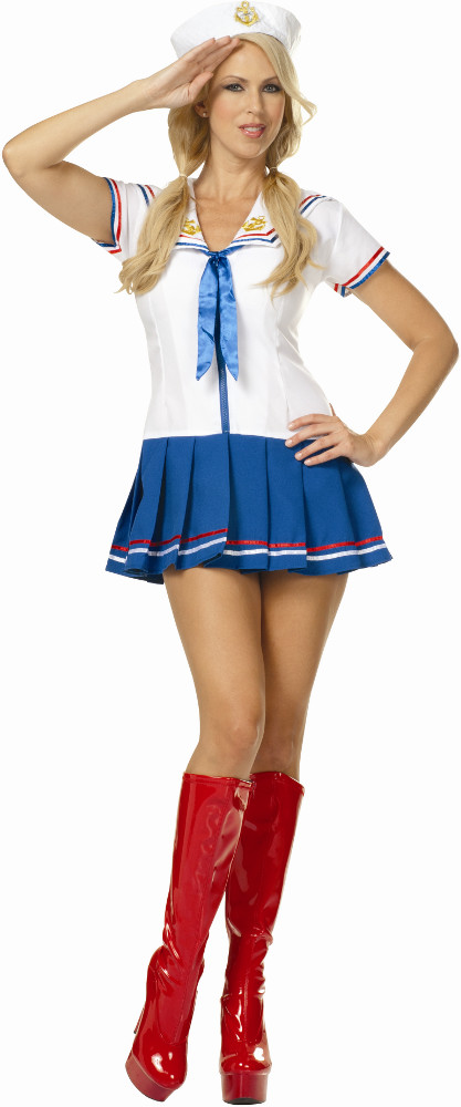 Adult Fleet Dreams Costume