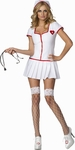 Adult Hello-O-O-Nurse Costume