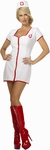 Adult Hot Aid Costume Dress