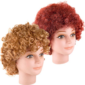Adult Little Orphan Annie Wigs