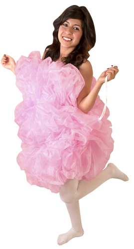 Adult Loofah Costume
