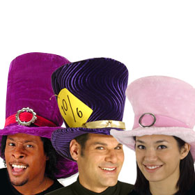 Adult Madhatter Hats