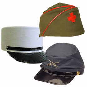 Adult Military Hats