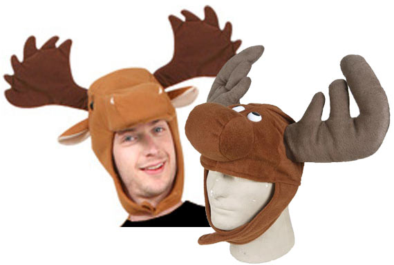 Adult Moose Hats