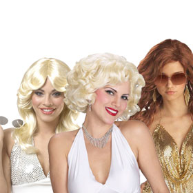 Adult Movie Star Wigs