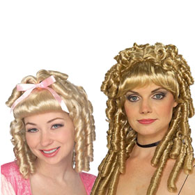 Adult Nellie Oleson Wigs